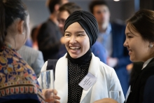 Scholars' Welcome Event 2018