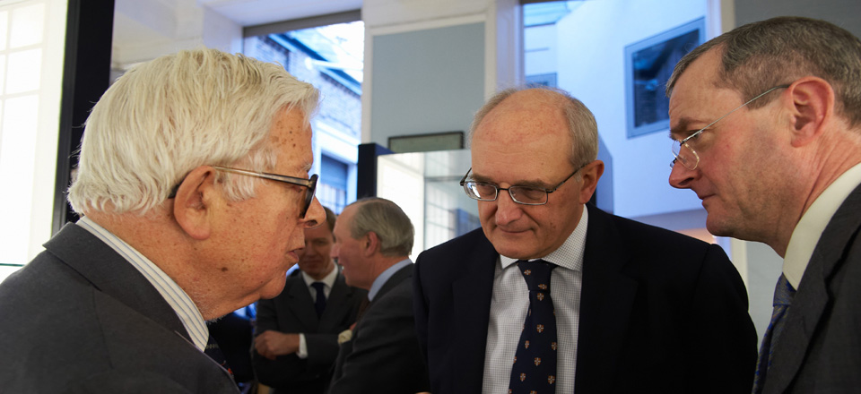 Lord Howe at Annual Reception 2011