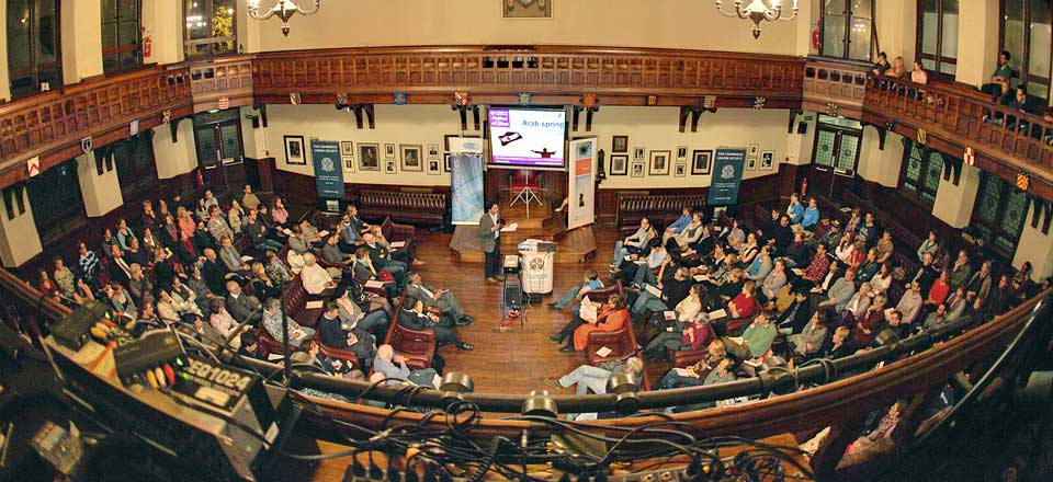 Arab Spring Cambridge Union